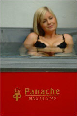Panache - King Of Spas - Custom Built Luxury Spas Hot Tubs